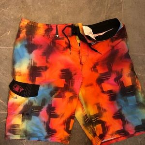 Body glove size 33 men's swim shorts